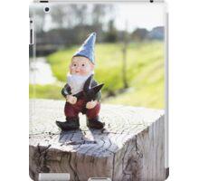 Gnome Post iPad Case/Skin