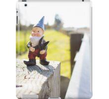 Gnome Road iPad Case/Skin