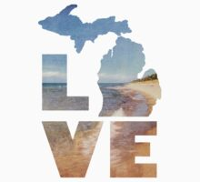 Love in Michigan One Piece - Long Sleeve
