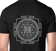 Shri_Yantra - Antar Pravas 2011- Visionary Art Unisex T-Shirt