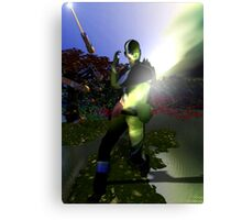 Well Versed Are We Canvas Print