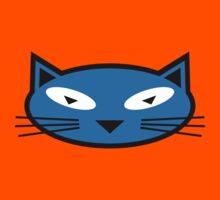 Blue Kitty T-Shirt