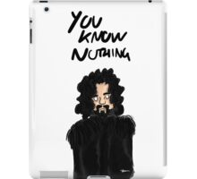 Jonny  iPad Case/Skin
