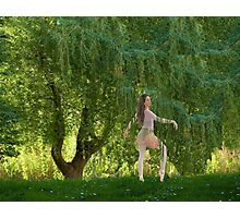 The Willow Ballet Photographic Print