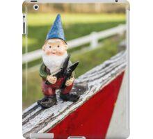 Barricade Gnome iPad Case/Skin