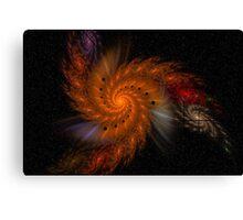 Solar System Creator Canvas Print