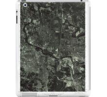 USGS Topo Map Oregon Eugene East 279825 1975 24000 iPad Case/Skin