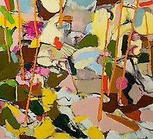 Piney Woods by Allan P Friedlander