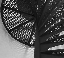 Lighthouse Stairwell 3 by marybedy