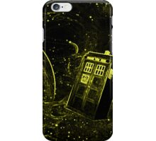 TARDIS - Lost in space iPhone Case/Skin