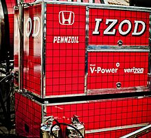 IZOD Red by Anthony Tokarz