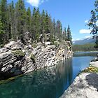 Horseshoe Lake by hollaay