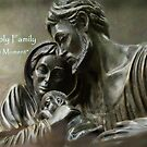 The Holy Family by Kathy Nairn