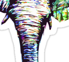 Elephantasm Sticker