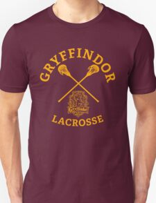 Gryffindor Lacrosse T-Shirt