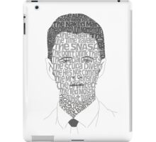 Barney Stinson's Plays iPad Case/Skin