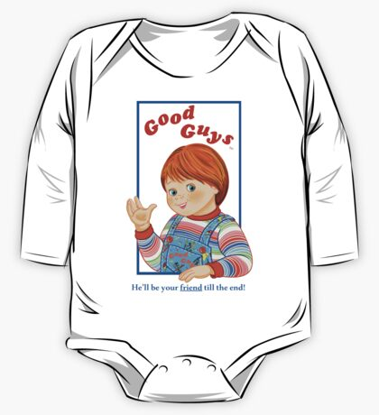 Child's Play - Good Guys - Chucky One Piece - Long Sleeve
