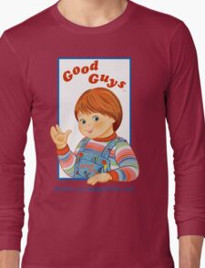 Child's Play - Good Guys - Chucky Long Sleeve T-Shirt