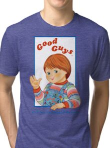 Child's Play - Good Guys - Chucky Tri-blend T-Shirt