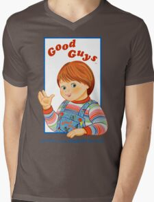 Child's Play - Good Guys - Chucky Mens V-Neck T-Shirt