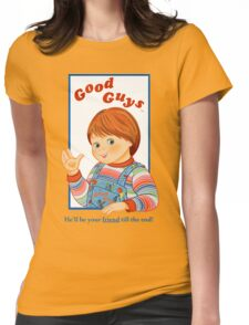 Child's Play - Good Guys - Chucky Womens Fitted T-Shirt