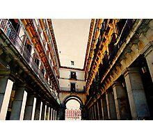 Plaza Mayor Photographic Print