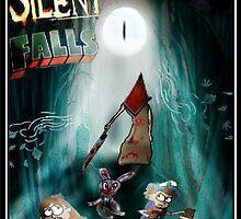 Silent Falls by GhostDanceParty