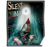 Silent Falls Poster