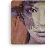 Huntress Canvas Print