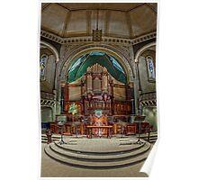 St Michael's Uniting Church • Melbourne • Australia  Poster