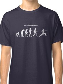 Evolution of Man - Martial Arts - Dark [G] Classic T-Shirt