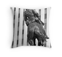 Boer War Memorial Throw Pillow