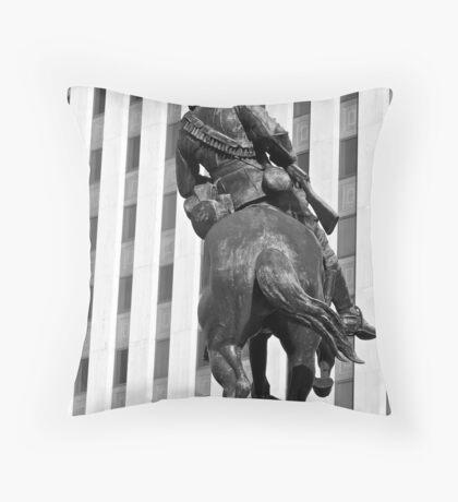 Boer War Memorial Throw Pillow
