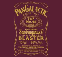 Pan Galactic Gargle Blaster - No. 42 [LEMON/BRICK-RED] by Malupali