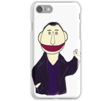 Ninth Doctor Muppet Style iPhone Case/Skin