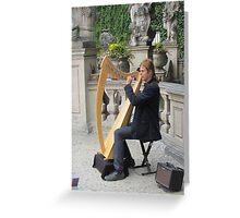 Classical Salzburg Greeting Card