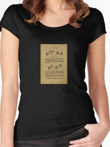Practical Magic Trick Women's Fitted Scoop T-Shirt