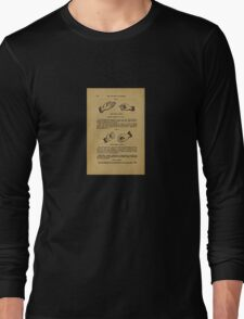 Practical Magic Trick Long Sleeve T-Shirt
