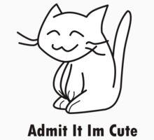 Admit it in Cute Kids Tee