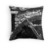 Water Wheel, Montville QLD Throw Pillow