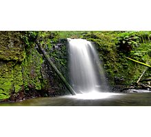 Peaceful Mariners Falls Photographic Print