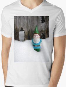 Snow Walker Sam Mens V-Neck T-Shirt