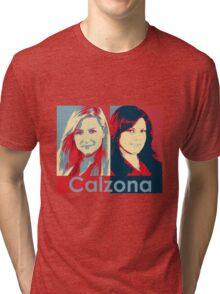 "Grey's anatomy - ""I think every food should be turned into a cupcake"" - Arizona Robbins Tri-blend T-Shirt"