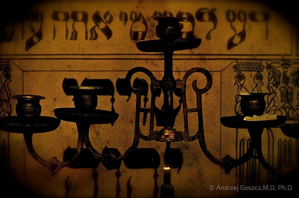 The Remuth Synagogue . Cracow . Casimir . by Brown Sugar . Featured** Views (217) Favorited by (6) Thank you ! by © Andrzej Goszcz,M.D. Ph.D