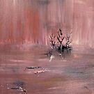 Three Trees III by Astrid Strahm