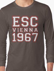 ESC Vienna 1967 [Eurovision] Long Sleeve T-Shirt