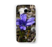Fringed Gentian Samsung Galaxy Case/Skin