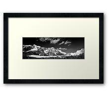 Tien Shan  Framed Print