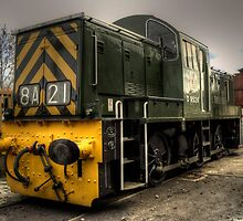 Class 14 at Williton by Rob Hawkins
