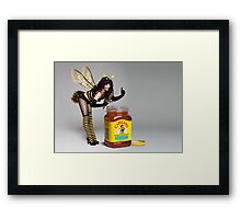 Bumble Bebe Framed Print